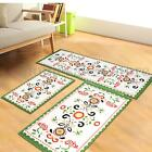 Bedroom Mat Outdoor Indoor Antiskid Decor Floor Carpet Doormat Decoration NEW