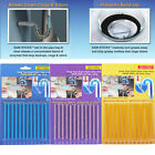 12 24 36 48 Pack Cleaing Sticks Drains Pipes Clear Kitchen Bath Tub Tool