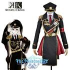 Animation [K] in the Second Quarter Comb Ming Anna Uniform Cosplay Costume