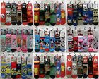 Boys Girls Disney Frozen Star Wars Marvel Batman Mickey Minnie Minions socks