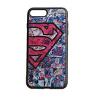 Premium Mirror Superman Comic Mobile Phone Case For iPhone 5 5S 6 6S 7 7S Plus