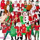 ADULT CHRISTMAS XMAS SANTA ELF TREE PUDDING GIFT CRACKER FANCY DRESS COSTUME