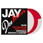 Jay Dee Delicious Vinyl Years 3LP Red White Vinyl NEW Newbury Comics EXCLUSIVE
