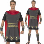 Mens Roman Gladiator Soldier Fancy Dress Costume Ancient Historic Smiffys 45495