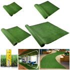 Artificial Grass Mat Synthetic Landscape Pet Turf Fake Lawn Back w/Drainage Hole