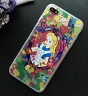 Alice/ Mermaid Cartoon 3D TPU For iPhone 6/6S iPhone7 Plus phone case cover