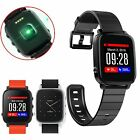 Waterproof Swimming Wrist Smart Watch Heart Rate Monitor Tracker For iOS Android