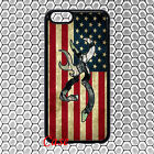 2017 Deer Camo Browning US Flag Hard Phone Case Cover for iPhone & Samsung