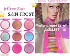 Jeffree Star Skin Frost 100% AUTHENTIC Contour & Highlighter BNIB ☆ Choose Color