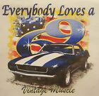 EVERYONE LOVES A 69 CLASSIC CAR VINTAGE MUSCLE #1481 LONG SLEEVES SHIRT