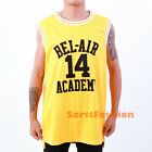 Will Smith #14 Stiched Basketball Jersey TV Show Fresh Prince Of Bel Air Retro