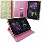 "Universal Wallet Case Cover Stand fits Linx 10 Tablet PC / linx 1010 10"" tablet"