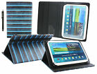 """Universal Wallet Case Cover Stand fits Linx 10 Tablet PC / linx 1010 10"""" tablet"""