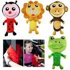Kids Seat Belt Cover Soft Plush Toy Pet Rest Strap Cuddle Pillow Gift Travel BN