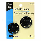 New Sew-On Snaps(Brouches de presión) by Dritz, NEW LOW PRICE, check total price