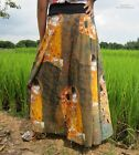 Gustav Klimt THE KISS Beautiful Painting Quality - Patch Skirt Long size Large