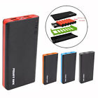 2.1A 4USB Power Bank Case 6x18650 Battery Charger DIY Box Case Kit for Phone New