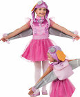 Girl's Skye Paw Patrol Cartoon Airplane Fancy Dress Costume Kids Ages 1-4