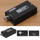 Mini 3G Full HD 1080P HDMI to SDI Audio Video Converter with Power Adapter NEW