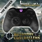 Xbox One/S Clear Black With Purple LED Rapid Fire Paddle Controller BF1-IW-GOW4