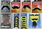 FANCY DRESS, MUSTACHE, BEARD, SIDEBURNS, EYEBROWS, PARTY, COSTUME, STAG, HEN