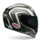 2016 Bell Qualifier  ECE Helmet - Machine White/Black Road Touring Commute