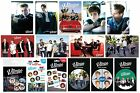 THE VAMPS (Official Merchandise) Posters/Badges/Tattoos/Stickers (Ribbon/Music)