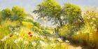 Mary Dipnall COASTAL PATHWAY contemporary print, PREMIUM QUALITY, various sizes