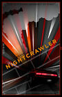 Nightcrawler FILM MOVIE METAL TIN SIGN POSTER WALL PLAQUE