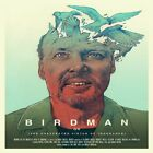 Birdman  FILM MOVIE METAL TIN SIGN POSTER WALL PLAQUE