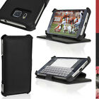 PU Leather Skin Stand Case for Samsung Galaxy Alpha SM-G850 Flip Cover Folio