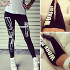 Women YOGA Gym Workout Sports Legging Running Fitness Pants Stretch Trouser S405