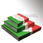 Pizza Box White Printed Take away italiano ( 7,9,12,15,18,20 inch )