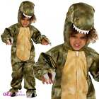 T-Rex Natural History Museum Official Licensed Kids Fancy Dress Dinosaur Costume
