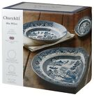 Churchill Blue Willow Dream Mug Plate Bowl Mug Teacup Saucer Bowl Dinnerware <br/> ~ Dinner Sets Also Available in 12 or 20 Pieces ~
