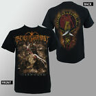 Authentic NECROPHAGIST Band Stabwound T-Shirt S M L XL XXL NEW image