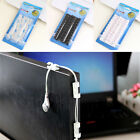 20x Self-adhesive Cord Wire Tie Cable Clamp Clip Fixer Holder USB Charger Holder