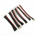 5Pcs JST XH Connector 2-6S Balance Charger Silicone Cable Wire Adapter Plug M+F