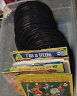 Lot of 142  45 RPM Singles ASSORTED TYPES