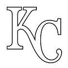 Decal Vinyl Truck Car Sticker - MLB Baseball Kansas City Royals on Ebay