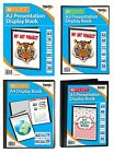 Premium Presentation DISPLAY BOOK A2 A3 A4 A5 Folder Business Portfolio {Tiger}