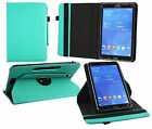 """New Universal Leather Case Cover Stand for Android 9"""" to 10"""" Tablet & Stylus"""