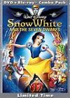 Snow White and the Seven Dwarfs (Blu-Ray Disc,  2009)  Disney  Blu-Ray ONLY