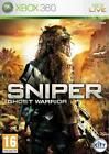 Sniper Ghost Warrior for Xbox 360 PAL region
