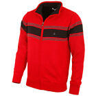 Calvin Klein Golf Mens Full Zip Lined Long Sleeve Sweater Windblock Jacket