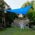 "Cool Area 11'8"" Triangle Shade Sail"