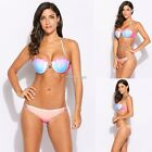 Women Bandage Bikini Set Push-up Padded Bra Swimsuit Swimwear Bathing Suit Hot /