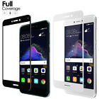 For Huawei P8 Lite (2017) Full Screen Coverage Tempered Glass Screen Protector