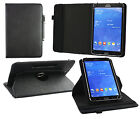 Universal 360° Rotating Wallet Case Cover fits 9inch - 10 inch Tablet + Stylus