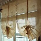 Balloon Curtains Hollow Out Living Room Curtains European Style Window Curtains